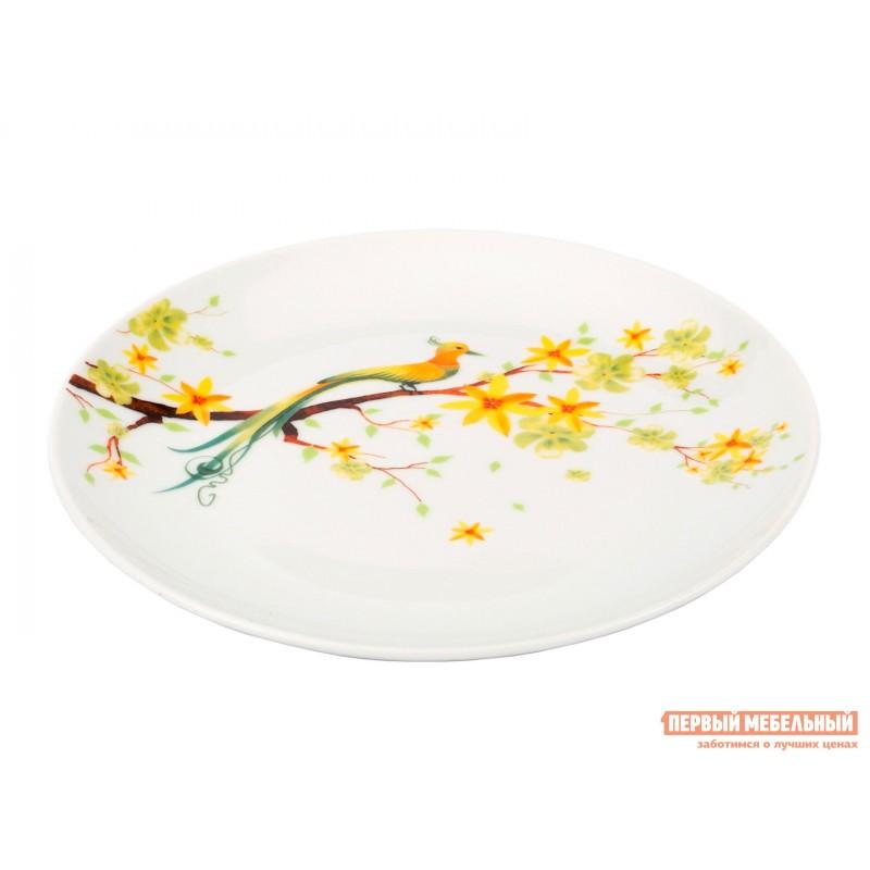 Комплект столовой посуды  PARADISE BIRD Белый