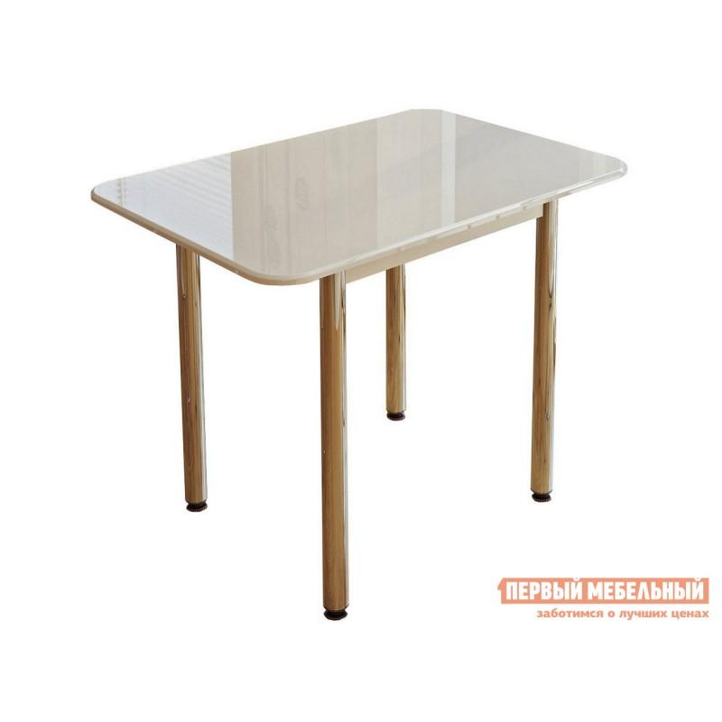 Кухонный стол  Стол обеденный Премьера Белый