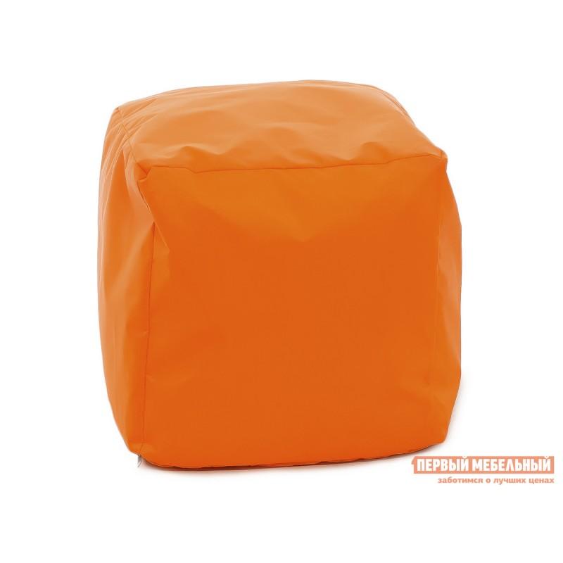 Пуфик  Кубик Оранжевый