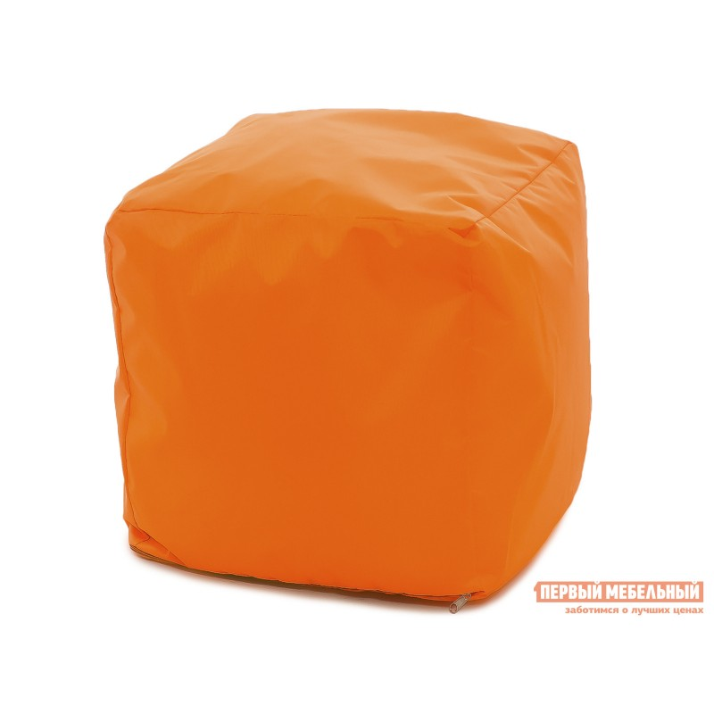 Пуфик  Кубик Оранжевый (фото 2)