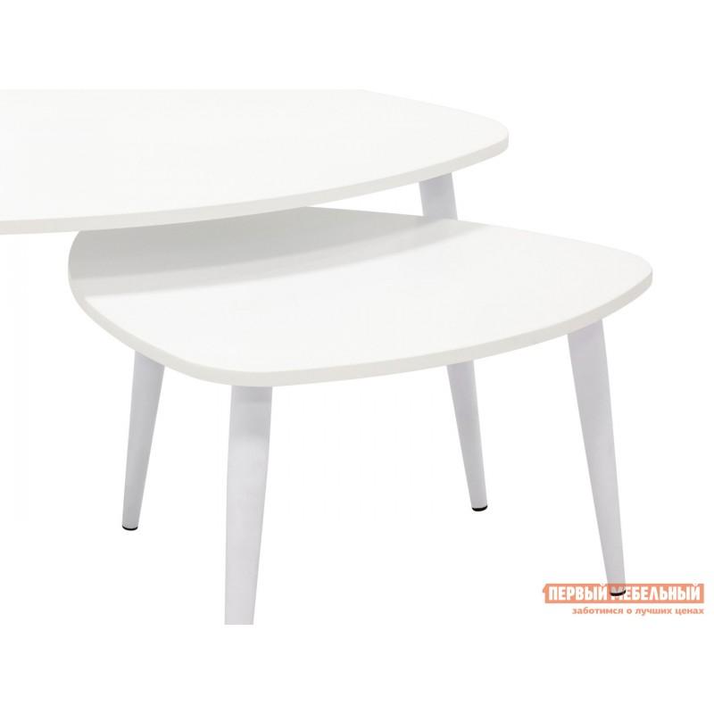 Журнальный столик  AGATHA WHITE Белый (фото 2)