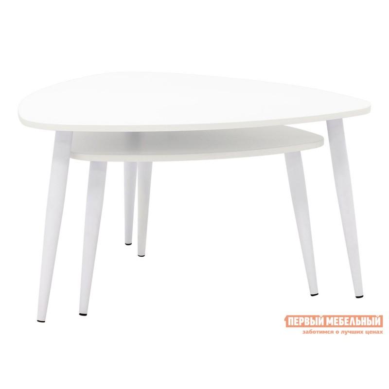 Журнальный столик  AGATHA WHITE Белый (фото 3)
