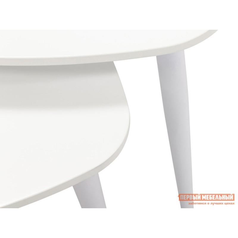 Журнальный столик  AGATHA WHITE Белый (фото 5)