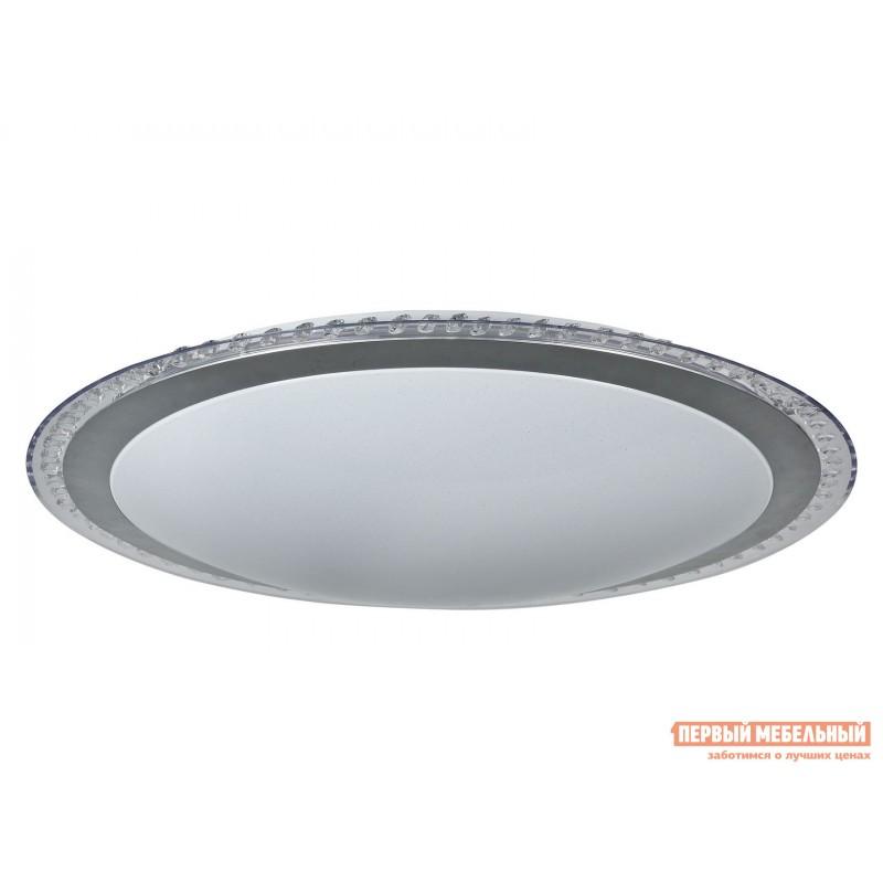 Люстра  Потолочный светильник Глори FR6441-CL-60-W Белый / Хром