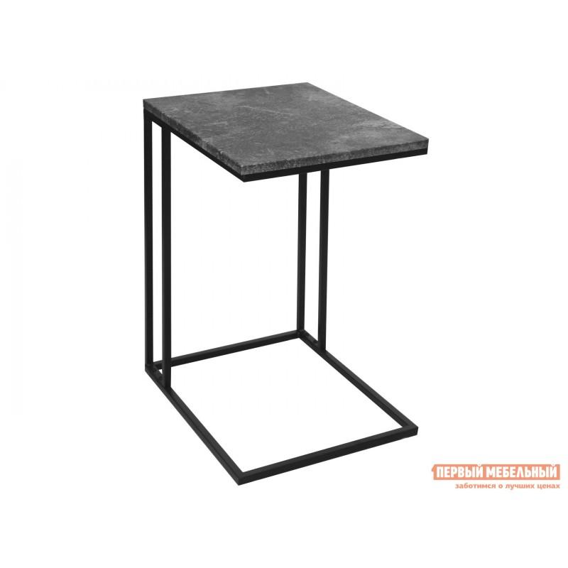 Журнальный столик  Стол приставной Матисс  Конкрит
