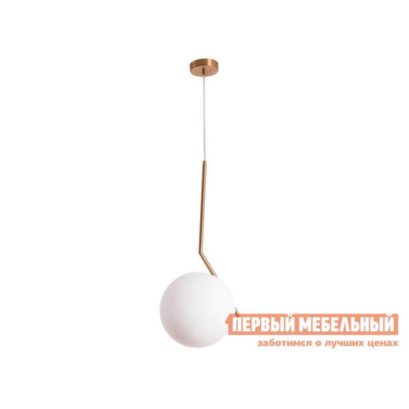 Потолочная люстра  Подвесной светильник BOLLA-UNICA A1922SP-1AB Античная бронза / Белый