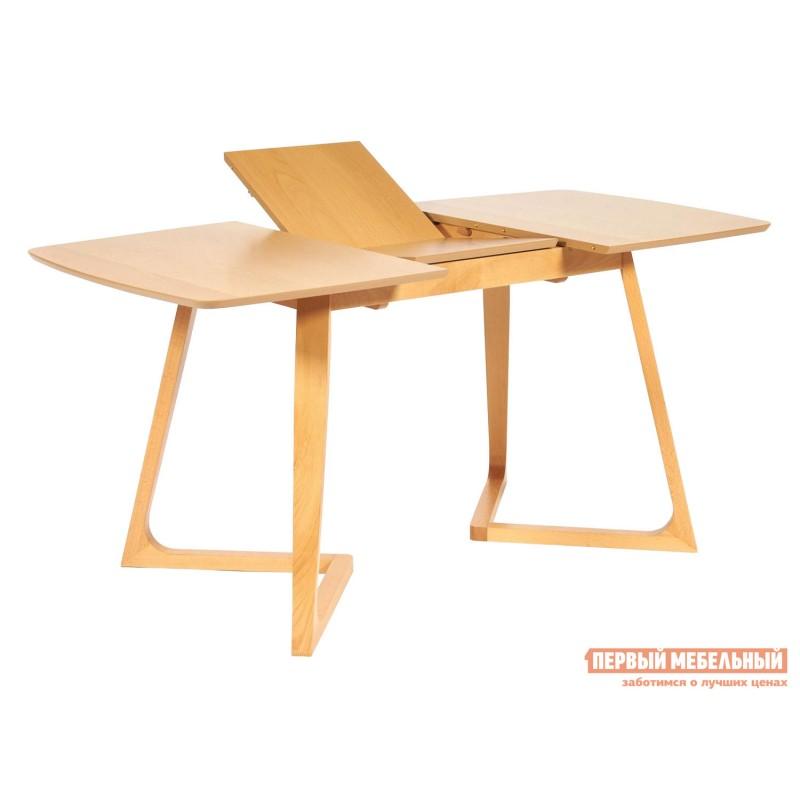 Кухонный стол  Стол раскладной Vaku (Ваку) Натуральный, бук (фото 3)