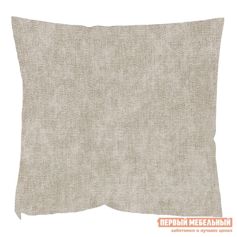 Декоративная подушка  Серый Микровельвет Серый микровельвет