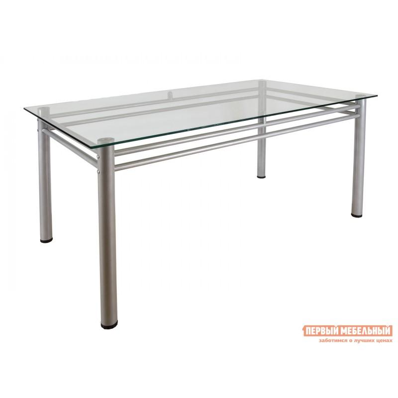 Кухонный стол  Стол обеденный Робер 15 Металлик