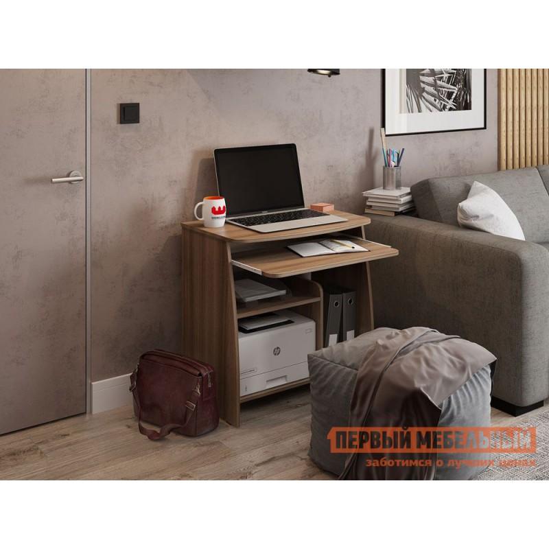 Столик для ноутбука  Кроха Ясень Шимо темный (фото 4)