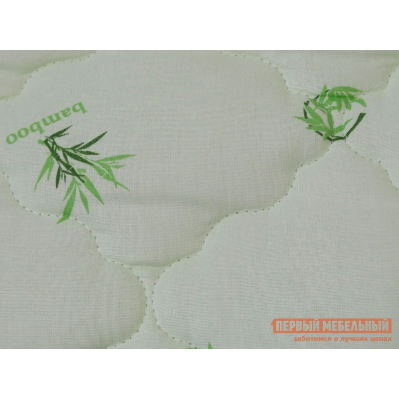 Чехол для матраса  Наматрасник бамбук хлопок Светло-зеленый, 2000 Х 2000 мм (фото 3)