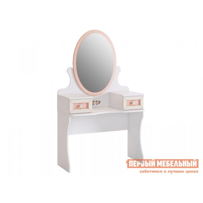 Столик и стульчик  Алиса (Трюмо) МКА-011 Белый / Крем
