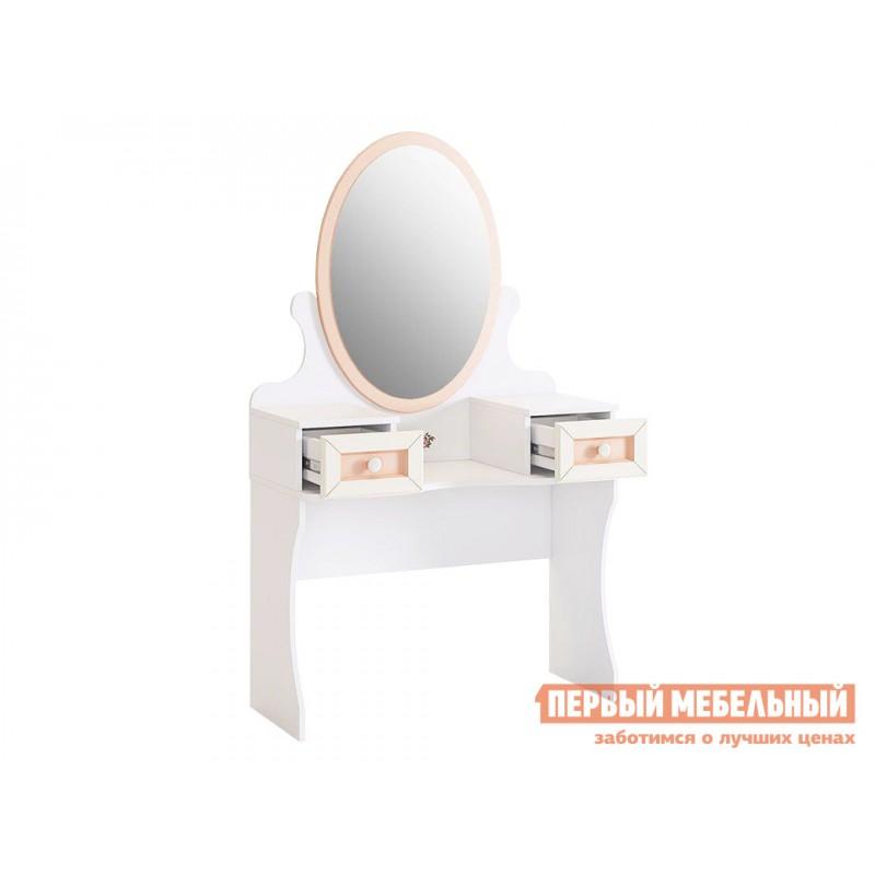 Столик и стульчик  Алиса (Трюмо) МКА-011 Белый / Крем (фото 2)