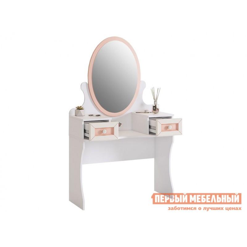 Столик и стульчик  Алиса (Трюмо) МКА-011 Белый / Крем (фото 3)