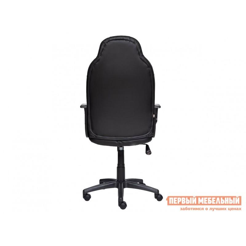 Игровое кресло  NEO (1) Иск. кожа черная / синяя (фото 4)