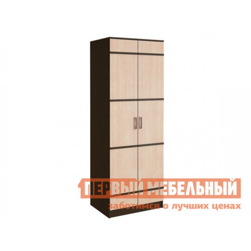 Распашной шкаф  Сакура 2 Венге / Лоредо