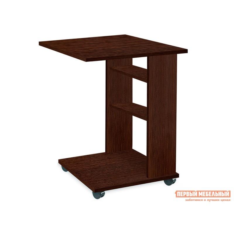 Журнальный столик  Стол прикатной Норд Венге