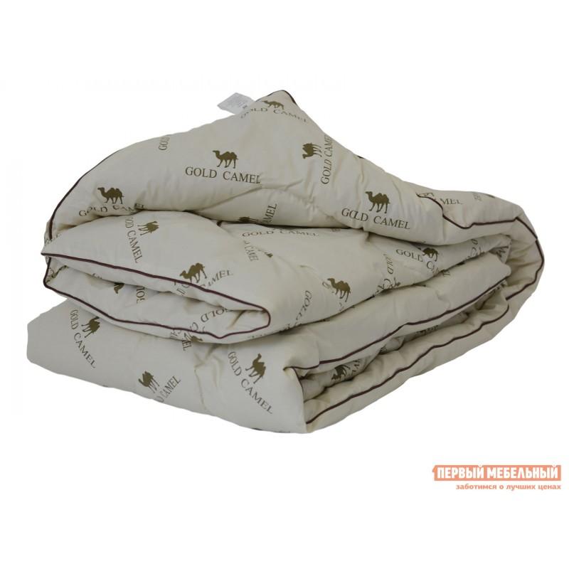 Одеяло  Одеяло тик/верблюжья шерсть 300 г/м2 всесезонное Белый, 1400 х 2050 мм