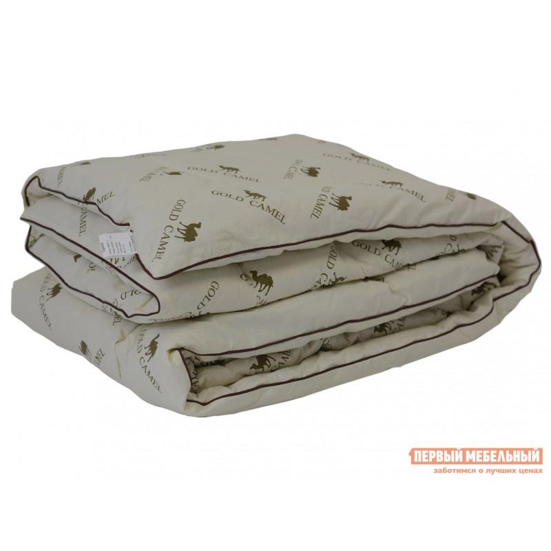 Одеяло  Одеяло тик/верблюжья шерсть 300 г/м2 всесезонное Белый, 1400 х 2050 мм (фото 4)