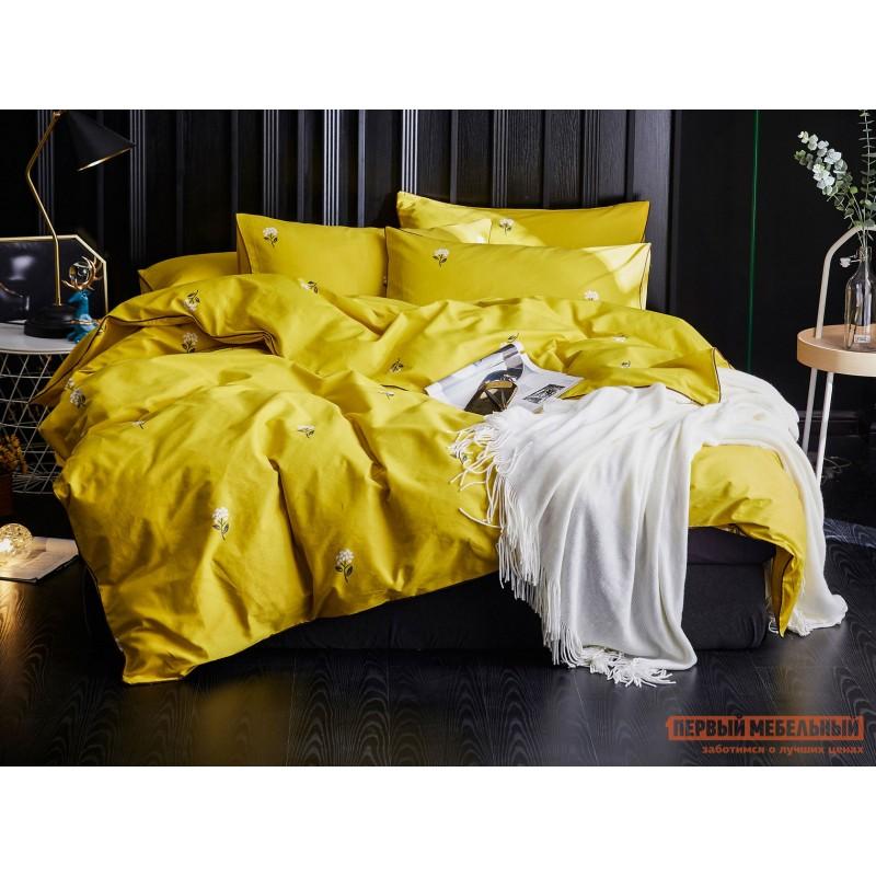 Комплект постельного белья  КПБ Сатин-С54 С54, сатин, Евро