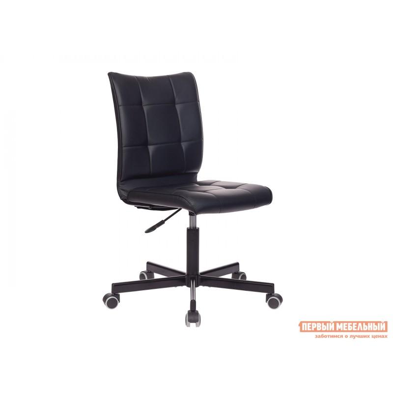 Офисное кресло  CH-330M Черный, иск. кожа Пегас