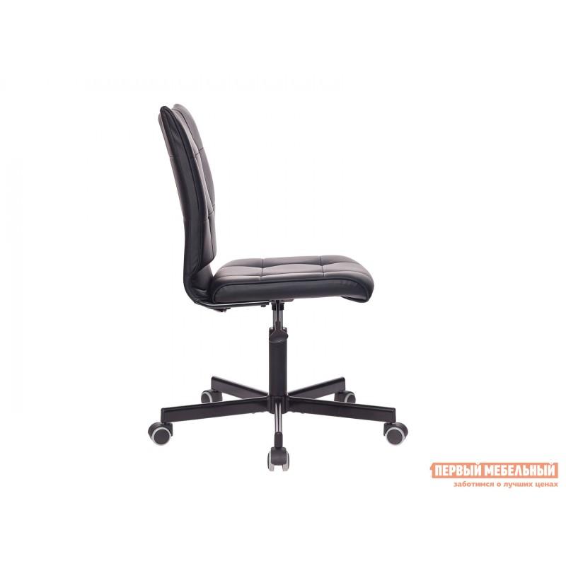 Офисное кресло  CH-330M Черный, иск. кожа Пегас (фото 3)