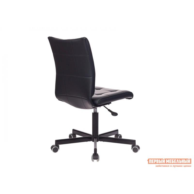 Офисное кресло  CH-330M Черный, иск. кожа Пегас (фото 4)