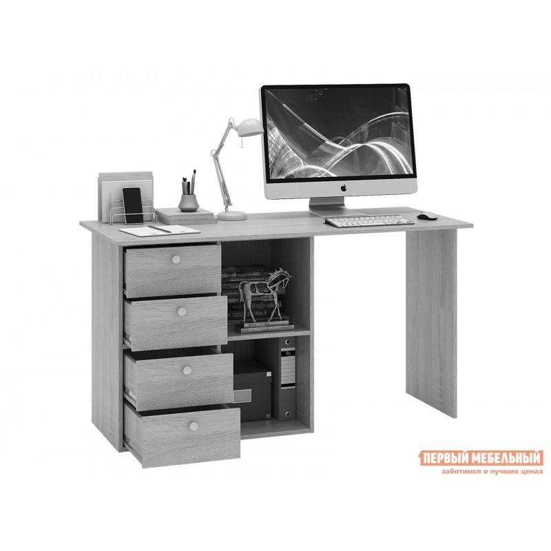 Письменный стол  Прайм-67 Венге / Дуб молочный (фото 3)