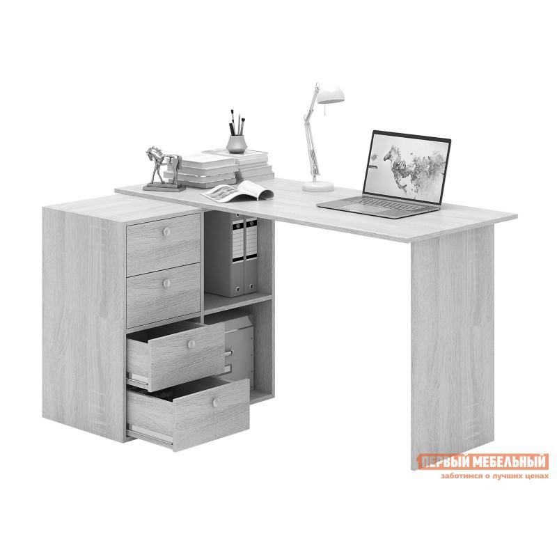 Письменный стол  Прайм-67 Венге / Дуб молочный (фото 4)