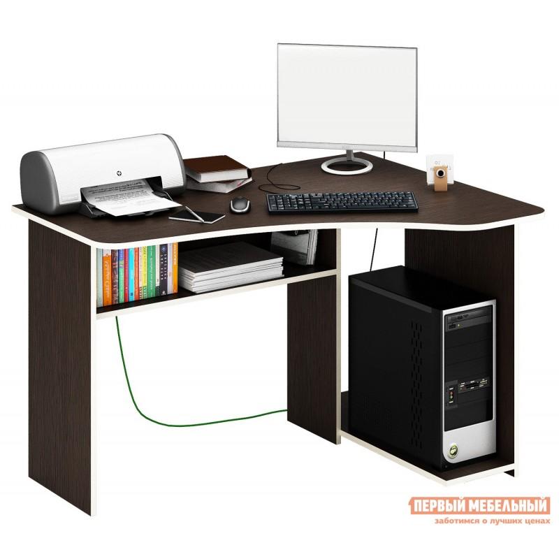 Компьютерный стол  Триан-1 Венге, Правый