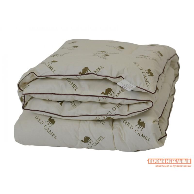 Одеяло  Одеяло тик/верблюжья шерсть 300 г/м2 всесезонное Белый, 1720 х 2050 мм (фото 5)
