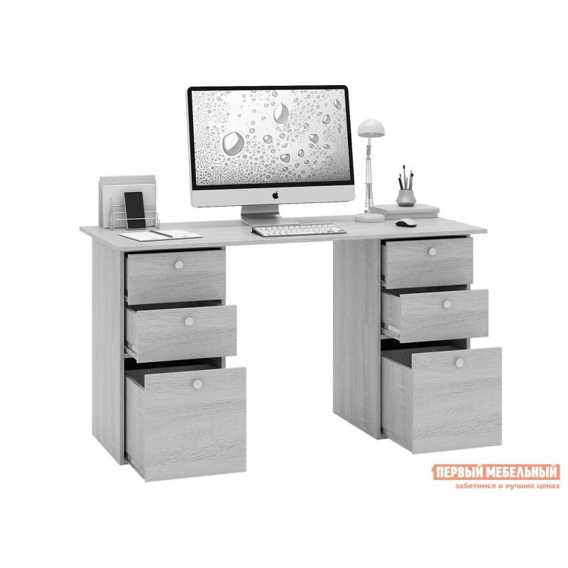 Письменный стол  Прайм-62 Венге / Дуб молочный (фото 2)