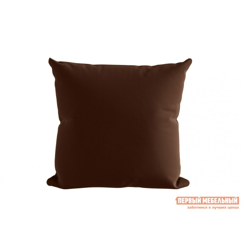 Декоративная подушка  Подушка ШН(122), Размер 45х45 Коричневый, блэкаут