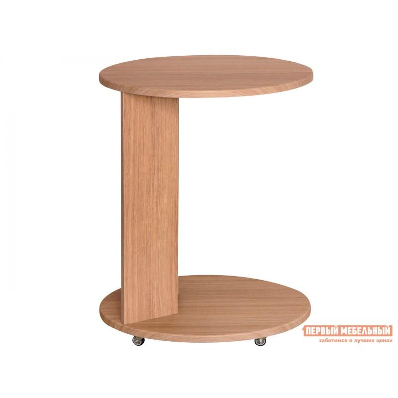 Журнальный столик  Столик приставной Классик Дуб Каньон