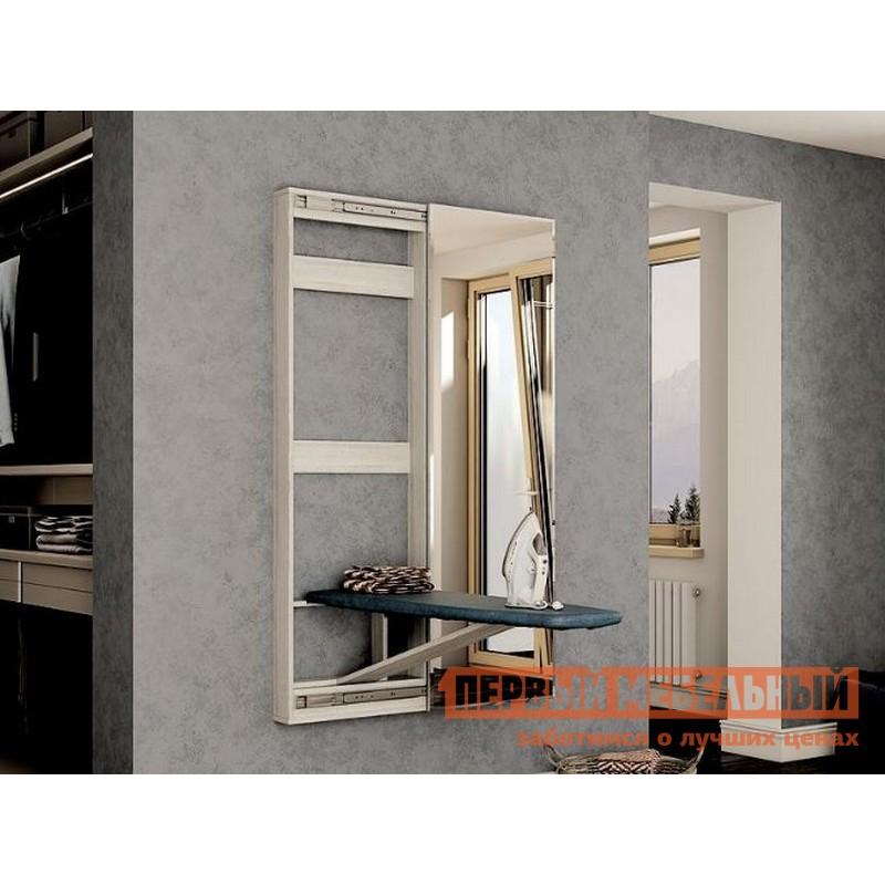 Гладильная доска  Гладильная доска-купе Таймс Лоредо, С зеркалом