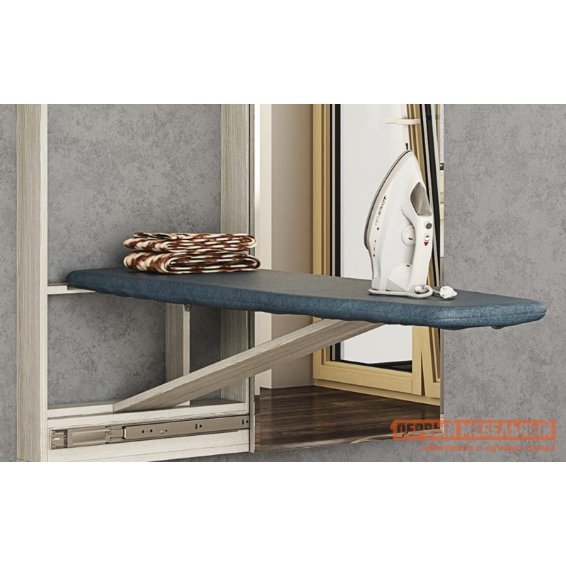 Гладильная доска  Гладильная доска-купе Таймс Лоредо, С зеркалом (фото 2)
