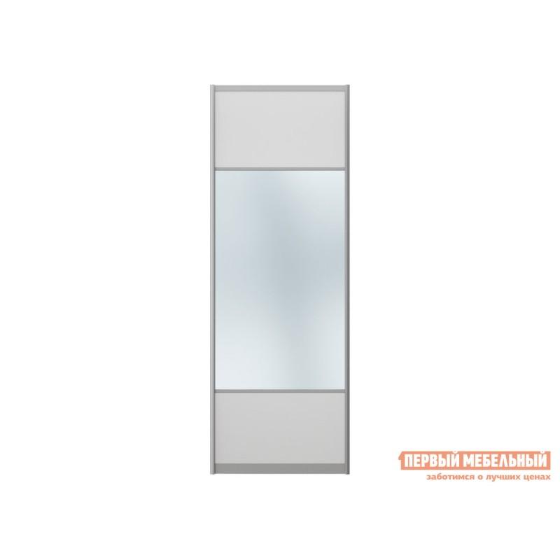 Шкаф-купе  Классика 02, 10, Двери 05+05 Ясень шимо светлый / Серебро, 1200 мм (фото 3)
