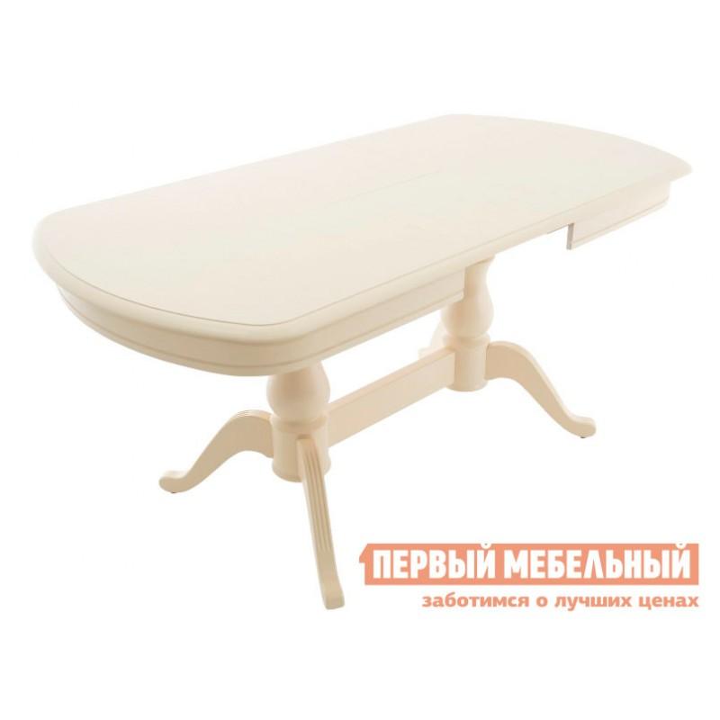 Кухонный стол  Фабрицио 2М Слоновая кость (фото 2)