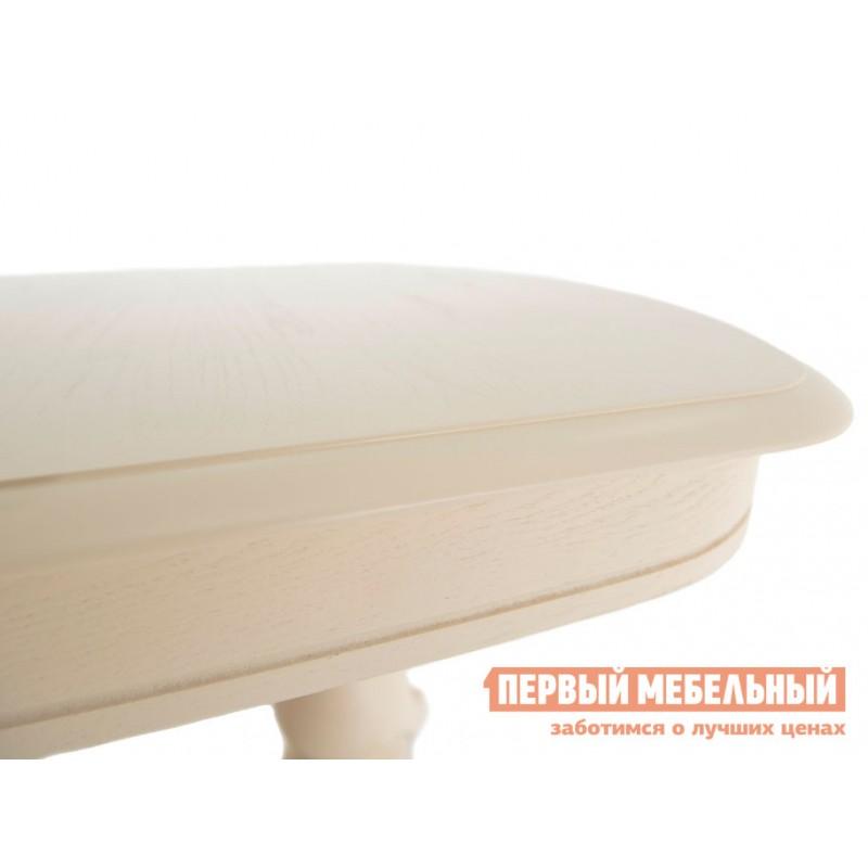 Кухонный стол  Фабрицио 2М Слоновая кость (фото 6)