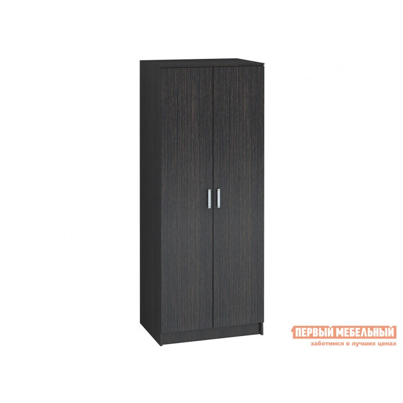 Распашной шкаф  Лофт шкаф  2-х дв. 800 Венге