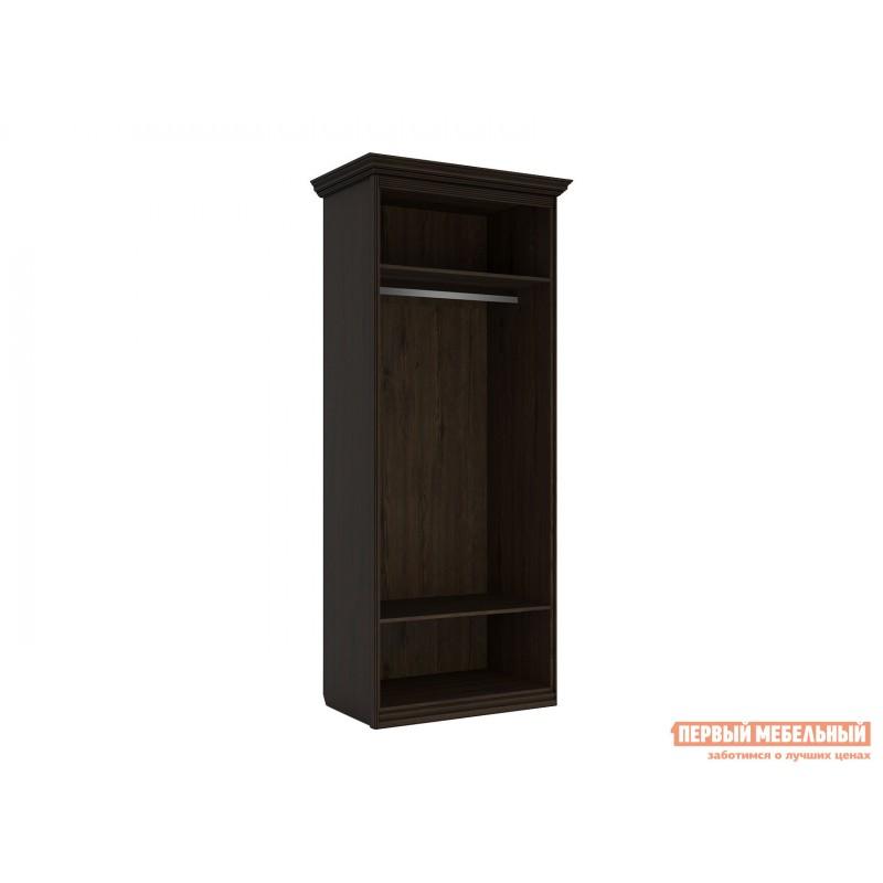 Распашной шкаф  Шкаф 2-х дверный Неаполь Дуб Април, С одним зеркалом (фото 3)
