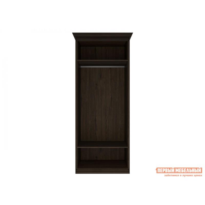 Распашной шкаф  Шкаф 2-х дверный Неаполь Дуб Април, С одним зеркалом (фото 4)