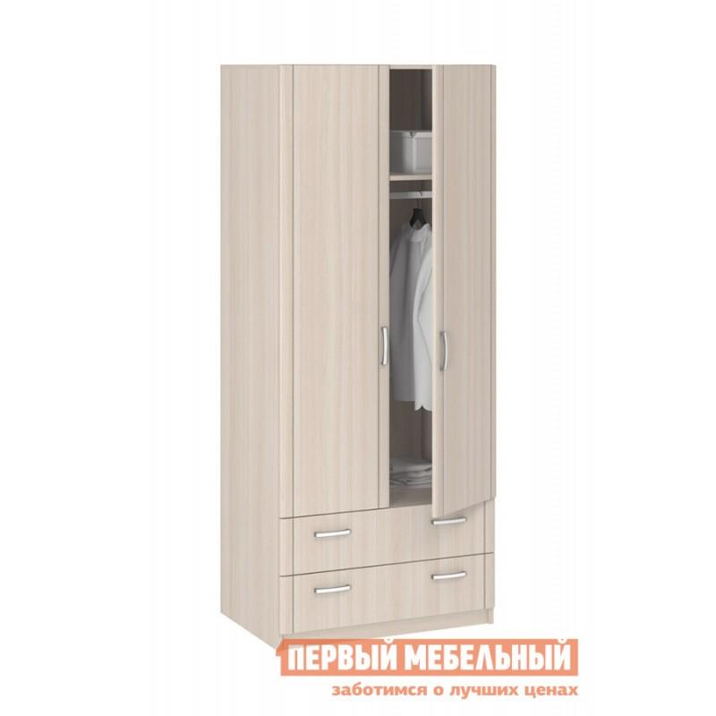 Шкаф распашной  Лотос 8.023 Шимо светлый