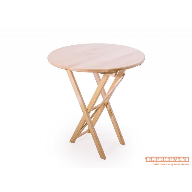 Садовый стол  СМ012Б, СМ013Б Береза, 800 мм