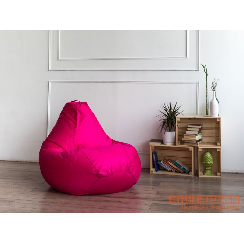 Кресло-мешок  Кресло-мешок Оксфорд Розовый Оксфорд, L (фото 2)