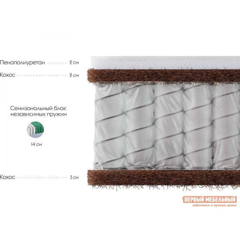 Пружинный матрас  Матрас Орлеан SХ 26 Белый, 180х200 см (фото 2)