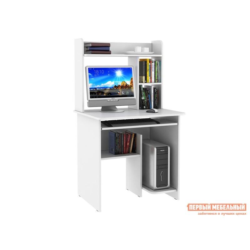 Компьютерный стол  Иртыш Белый