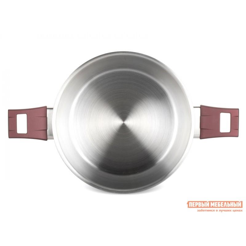Кастрюля  Кастрюля с крышкой AUGUSTA SPECIALE 20х11.5см 3.2л Серебристый (фото 6)