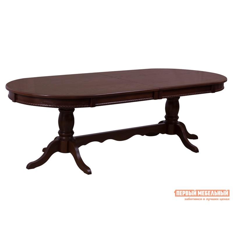 Кухонный стол  Стол Верона Орех темный