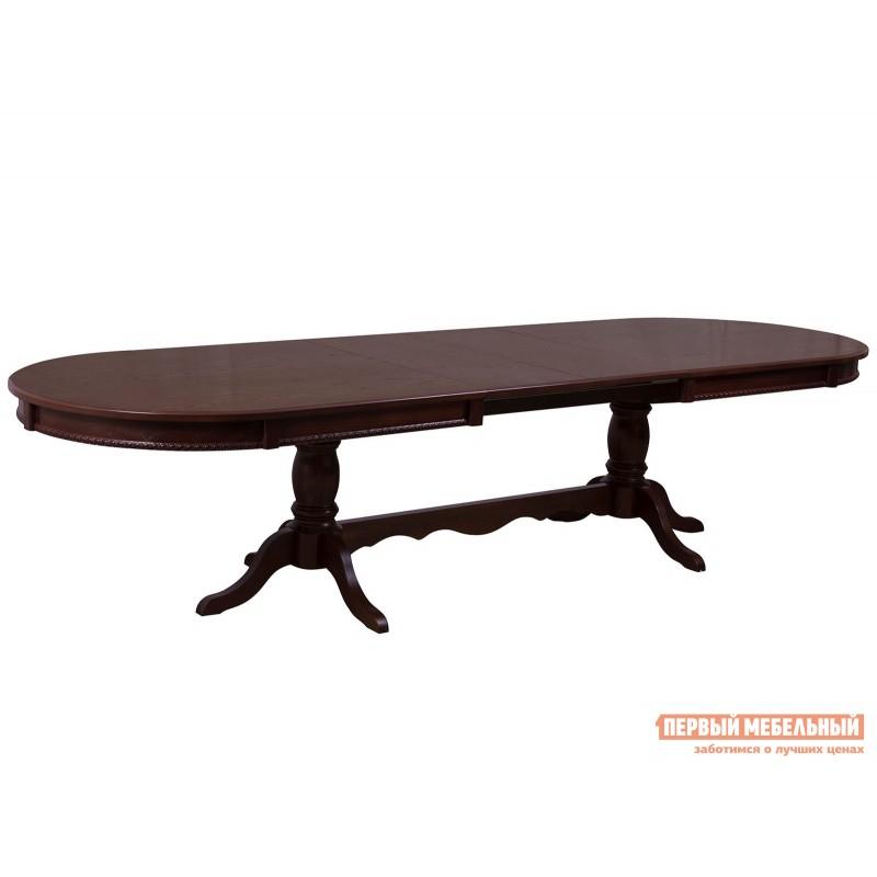 Кухонный стол  Стол Верона Орех темный (фото 2)
